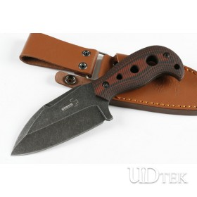 Boker PE558 full tang fixed blade hunting knife UD405163
