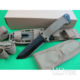 Infantry straight Military survival knife UD401536