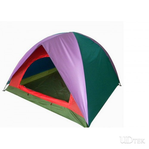 Outdoor camping tent double lakeside camp UDTEK01551