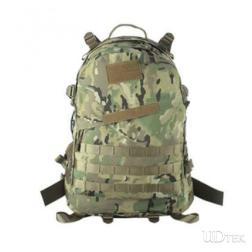 US army 3P tactical backpack travel camping riding hiking double-shoulder ride mountaineering woodland bag UD03023