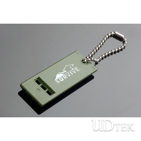 Outdoor survival whistle PSK  UD06015