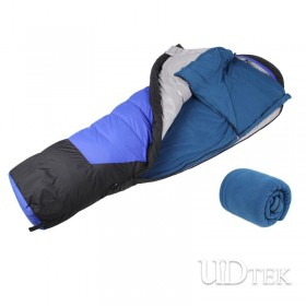 Outdoor camping sleeping bag Superfine fleece sleeping bag UD16005