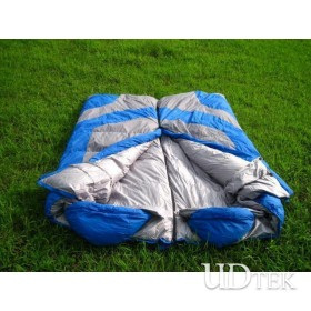 Envelope super light adults sleeping bag -25℃ two people autumn,winter sleeping bag UD16006