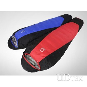 Thicken down-filled sleeping bag autumn and winter super light sleeping bag UD16007