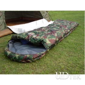 Outdoor camping Adults Camo sleeping bag UD16008