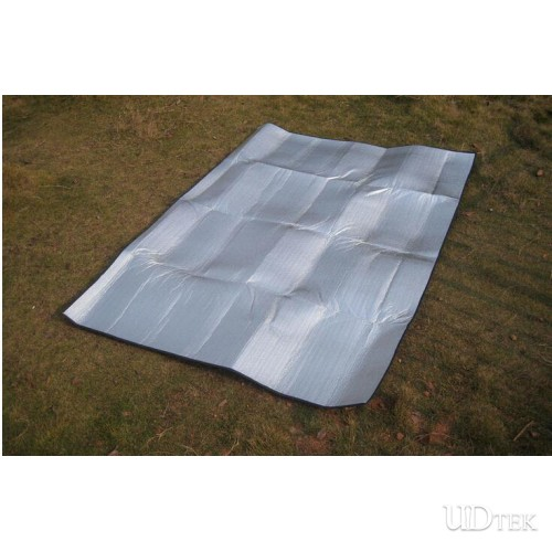 2015 two people Double-side Aluminum foil dampproof mat camping cushion UD16012