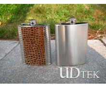 Stainless Steel Flagon Kettle  Man Outdoor Essential of Wine UD16020