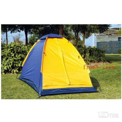 Outdoor Single Single Layer Tent Camping Tent Tourism Tent with Skylight UD16025