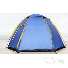 Camping Tent  Outdoor Tent  3-4 People Six Angels Many People Tent  Tour Tent UD16032