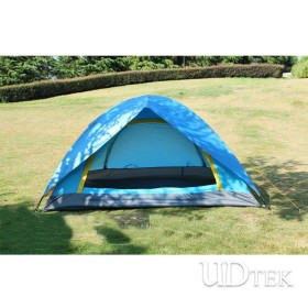Two People Double Layer Camping Tent Outdoor Tent Tour Tent Camp Tent  UD16033
