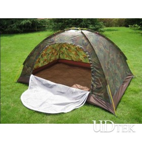 Outdoor Tent Camougalge Tent Single Layer waterproof Tour Tent Double Tent UD16037