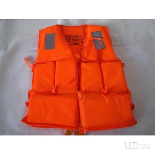 Bubble Adults life jackets survival jacket with whistle UD16002