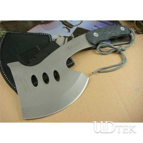 Grey Version High Quality CKF07 Camping Axe Combat Axe UDTEK01328
