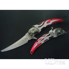 New OEM MTech Fantasy Knife Camping Knife with Aluminum Alloy Handle UDTEK01370