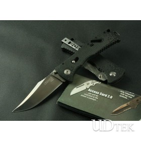New Arrival OEM SOG Folding Knife Garden Tools with ABS Handle UDTEK01381