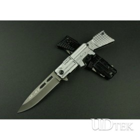 HIGH QUALITY OEM FOLDING KNIFE AK47-X22 SURVIVAL KNIFE UTILITY KNIFE UDTEK01802