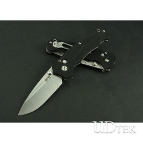 HIGH QUALITY OEM SOG DC-2 TACTIC FOLDING KNIFE SURVIVAL KNIFE HUNTING KNIFE UDTEK01856