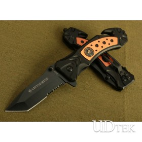 OEM SURVIVAL FOLDING KNIFE 332 HUNTING KNIFE UTILITY KNIFE UDTEK01860