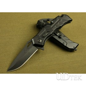 OEM SR-B558B FOLDING KNIFE WITH NEWLY DESIGNED LOCK CAMPING KNIFE HUNTING KNIFE UDTEK01867