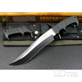 Black&White Version Classic UC2663 Machete Hunting Knife UDTEK00656
