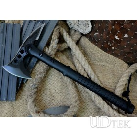 High Quality OEM SOG Tactical Axe Outdoor Tools with Nylon + Glass Fiber Handle UDTEK01180