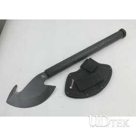 High Quality HANDAO Outdoor Tools Rescue Axes with Water Pipe Handle UDTEK01190