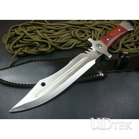 High Quality USA13-58 Machete Knife Survival Knife with Color Wood Handle UDTEK01252