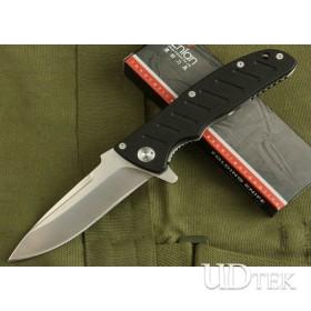 BEE EL01A Grafting Knife Big Pocket Knife with G10 Handle UDTEK01435