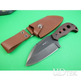 BOKER-EAGLE FLYING FIXED BLADE KNIFE UDTEK01952