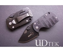 Boker.QQ little black pig High quality folding knife UD48102