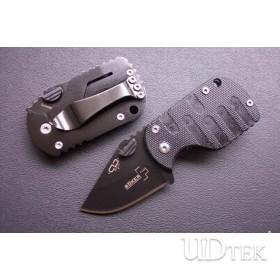 Boker.QQ little black pig High quality folding knife UD48102
