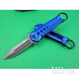Benchmade .DA42 Fast open Folding Blade Knife(Blue) UD41475