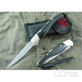 OEM DAMASCUS STEEL COLLECTION KNIFE FOLDING KNIFE UDTEK00558
