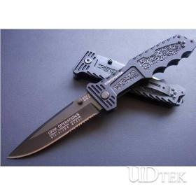 OEM AMERICAN DOPS NIGHT MONSTER SF-S-I FOLDING KNIFE HUNTING KNIFE RESCUE KNIFE UDTEK00702