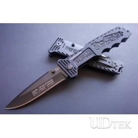 OEM AMERICAN DOPS NIGHT MONSTER SFS-II FOLDING BLADE KNIFE RESCUE KNIFE UDTEK00703