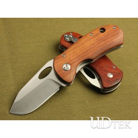 Original genuine Enlan-el05 folding knife Rosewood handle UDTEK01966