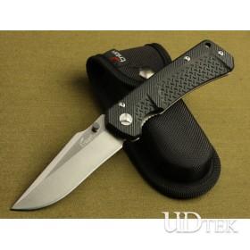 Original genuine Enlan-el08 refined folding knife 9Cr steel high hardness UDTEK01967