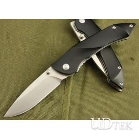 Original genuine Enlan-m026bk(black) refined folding knife UDTEK01969