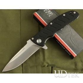 Original genuine Enlan-el01a refined folding knife ( G10 handle) UDTEK01972