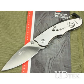 Original genuine Enlan m05bk refined folding knife UDTEK01981