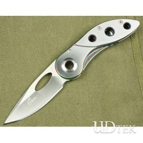 Original genuine Enlan m04 full steel sanding refined floding knife UDTEK01983