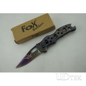Dream Color Fox.X12 folding pocket knife UD40713