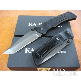 OEM KABAR BACK LOCK TACTICAL FOLDING KNIFE  UDTEK00364