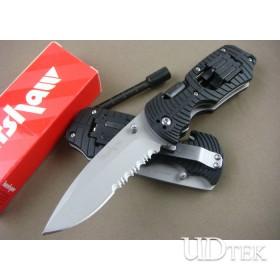 OEM Kershaw 1920 Multifunction Tools Half Serrated Blade Folding Knife UDTEK01220
