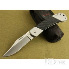 Black Rubber Hand Knife OEM Kershaw 3140 Small Folding Knives UDTEK01452