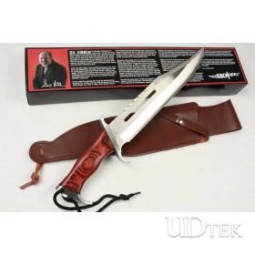 OEM RAMBO III HIBBEN HAND-SIGNED FIXED BLADE KNIFE  UD40011
