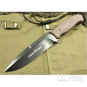OEM SCHRADE HIGH QUALITY DEFENSE KNIFE FIXED BLADE KNIFE UDTEK00368