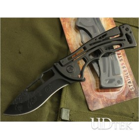 OEM SR-258 FOLDING BLADE KNIFE MULTIFUNCTION KNIFE HUNTING KNIFE RESCUE KNIFE  UDTEK00521