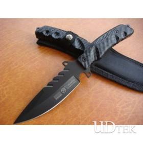 OEM SR015 PATROL STRIKE TEAM FIXED BLADE KNIFE RESCUE KNIFE HUNTING KNIFE UDTEK00529