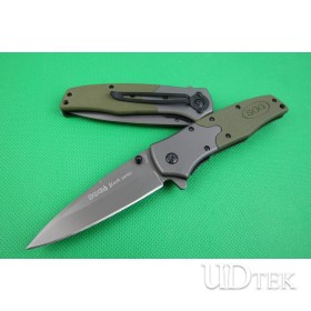 SOG.FA02 quick open folding knife army green UD401920